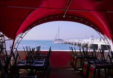 Арочные шатры для кафе img8671
