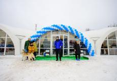 Арочные шатры для кафе img6184