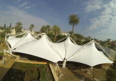Мембранные шатры img6208