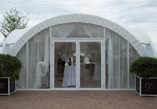 Арочные шатры для кафе img6284