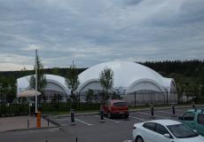 Арочные шатры для кафе img6288