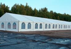 Классический шатер 10х30 img4176