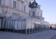 Классический шатер 10х30 img4162