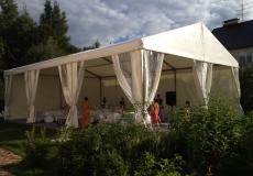 Классический шатер 10х30 img4183