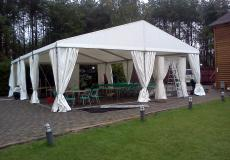 Классический шатер 10х30 img4154