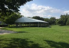 Классический шатер 20х20 img4698