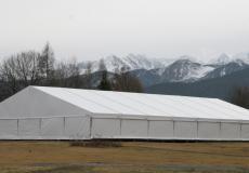 Классический шатер 25х25 img4926