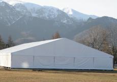 Классический шатер 25х25 img4929