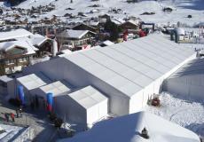Классический шатер 25х25 img4931
