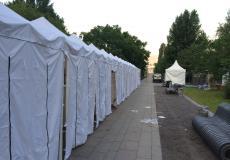 Мобильный шатер Hard Prof 3х3 м img680