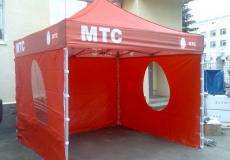 Мобильный шатер Hard Prof 3х3 м img646