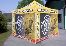 Мобильный шатер Hard Prof 3х3 м img648