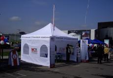 Мобильный шатер Hard Prof 3х3 м img659
