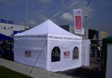 Мобильный шатер Hard Prof 3х3 м img676