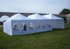 Мобильный шатер Prof 3х6 м img553