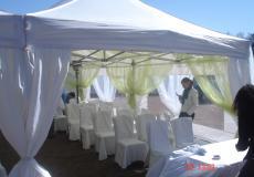 Мобильный шатер Prof 3х6 м img555