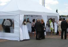 Мобильный шатер Prof 3х6 м img543