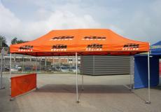Мобильный шатер Prof 3х6 м img551