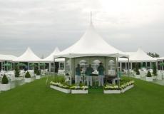 Шестигранный шатер стандарт Диаметр 15м img3708