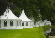 Шестигранный шатер стандарт Диаметр 15м img3713