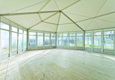 Шестигранный шатер стандарт Диаметр 15м img3716