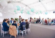 Арочные шатры для кафе img8674