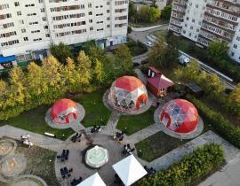 Сферические шатры img6202