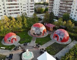Сферические шатры img6205