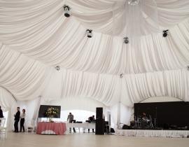 Арочные шатры для кафе img6287