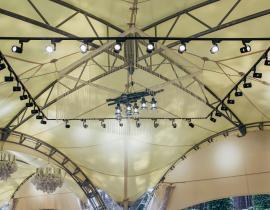 Арочные шатры для кафе img6433