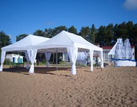 Мобильные шатры img6166